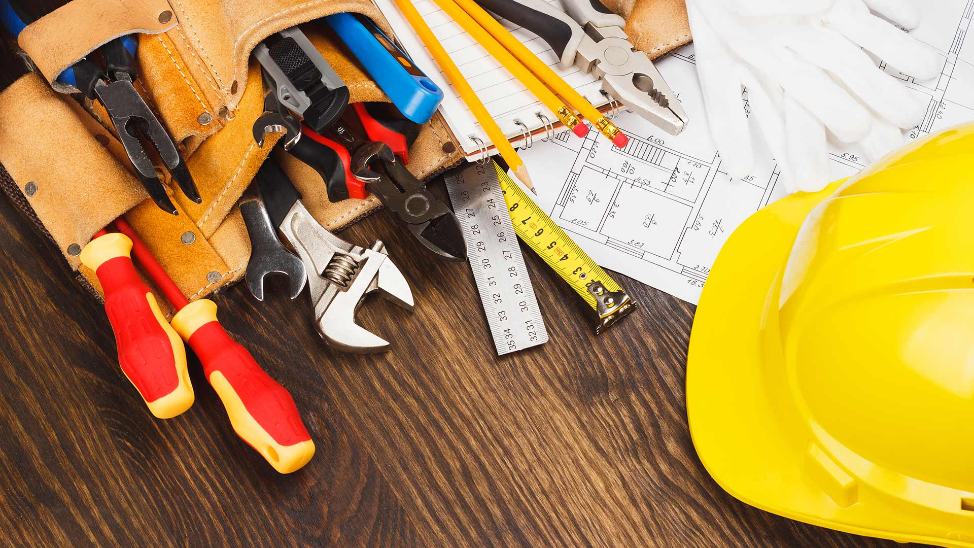 Building Maintenance Tools
